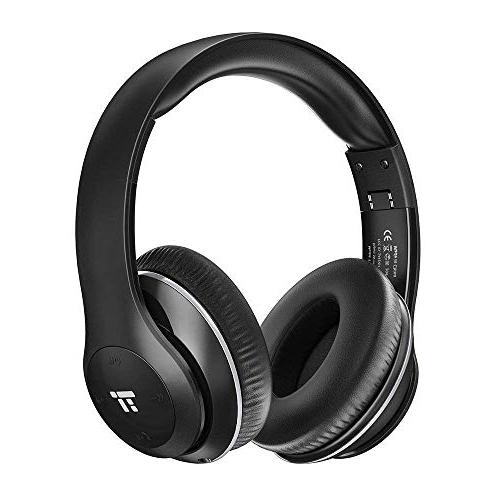 wireless headset over ear headphones