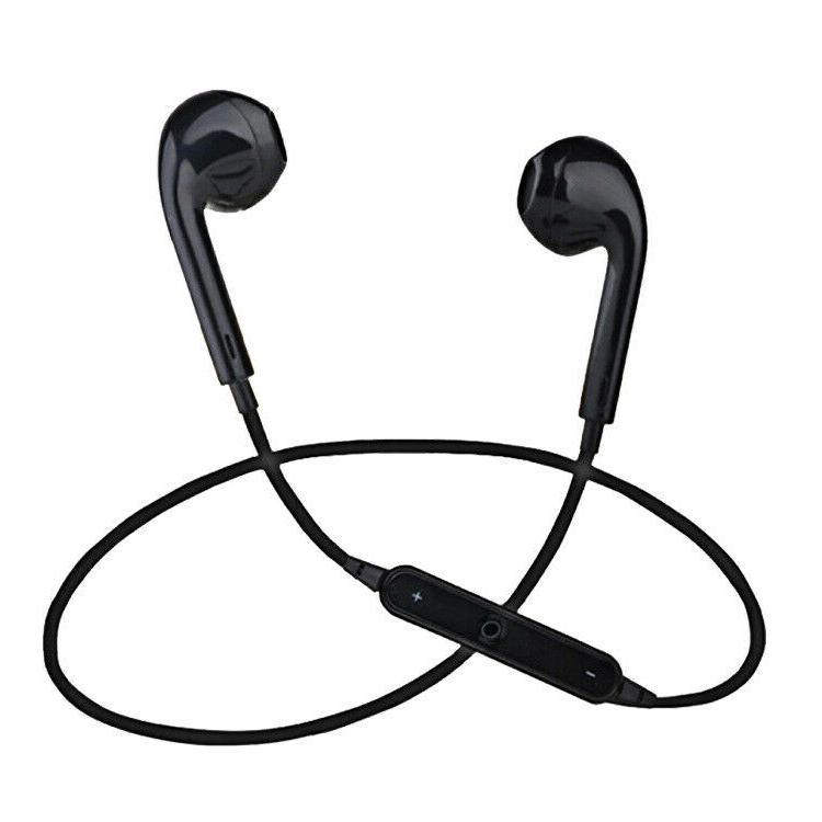 Wireless Headset Headphones Earphone Earbuds Mic