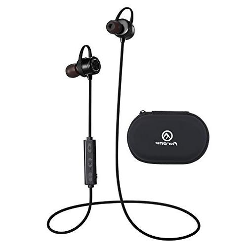 wireless magnetic bluetooth earbuds ipx7