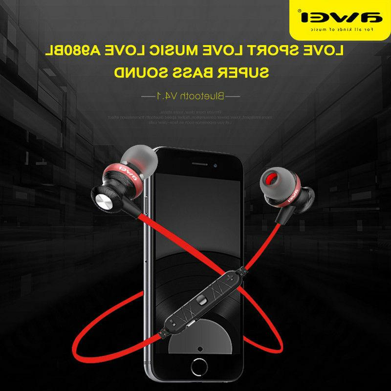 Awei Wireless 4.1 Earbuds Stereo