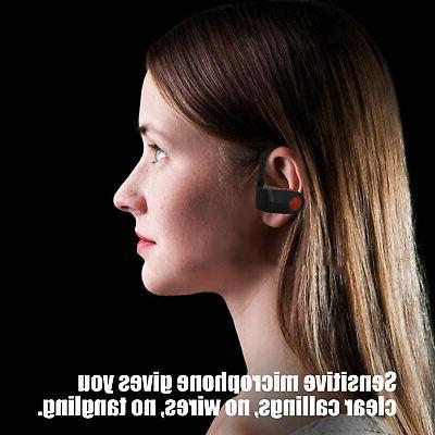 Wireless Stereo Headset Stereo Earphone Sports