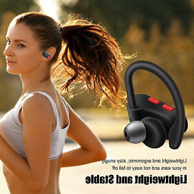 Wireless Headset Headphone Earphone Sports