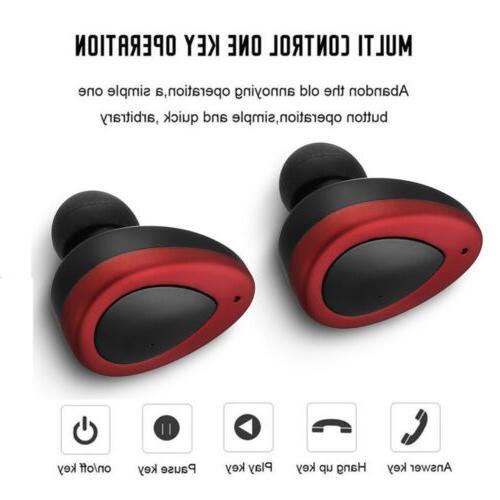 Wireless Mini True Bluetooth Earphone Headset
