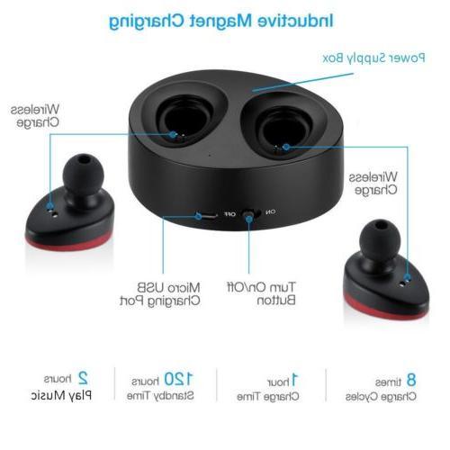 Wireless Mini Bluetooth Twins Earphone