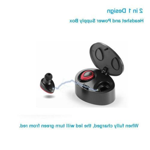 Wireless TWS Mini True Bluetooth In-Ear Earphone
