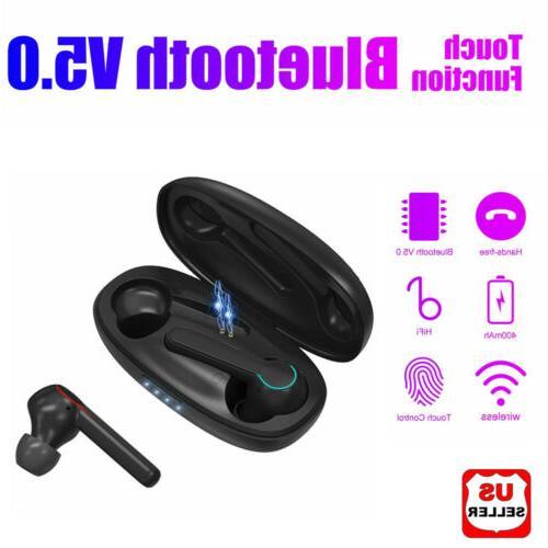 wireless tws mini true bluetooth twins stereo