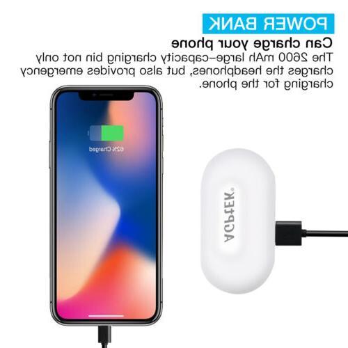 Wireless Headphones Bluetooth Auto-Pair