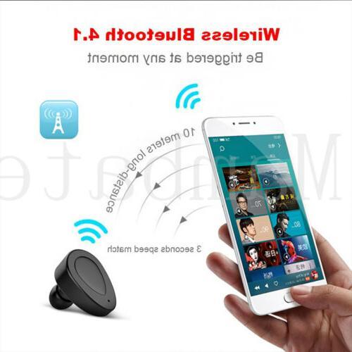 Wireless TWS Bluetooth Earphone Earbuds