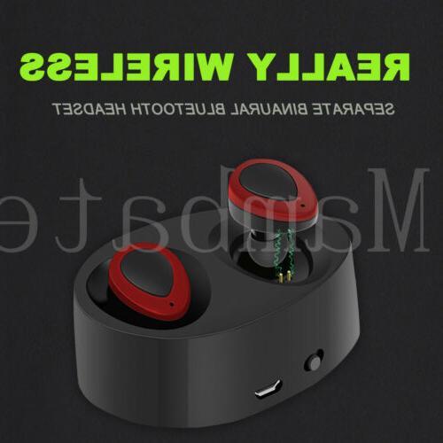 Wireless Bluetooth Earphone Headset