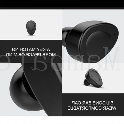 Wireless TWS Bluetooth Twins Stereo In-Ear Earphone