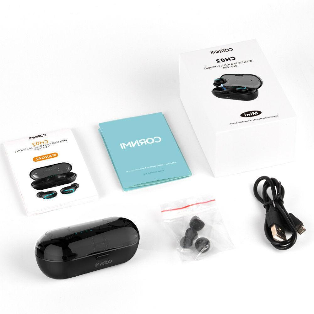 ornmi TWS Mini True Headphone HiFi Earphone