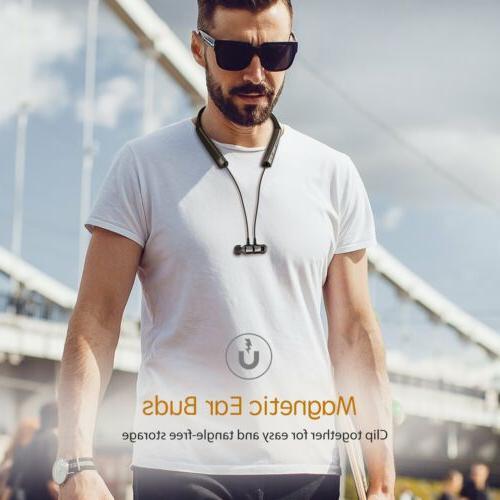 Mpow X2.0 Bluetooth Headphones Headset Waterproof