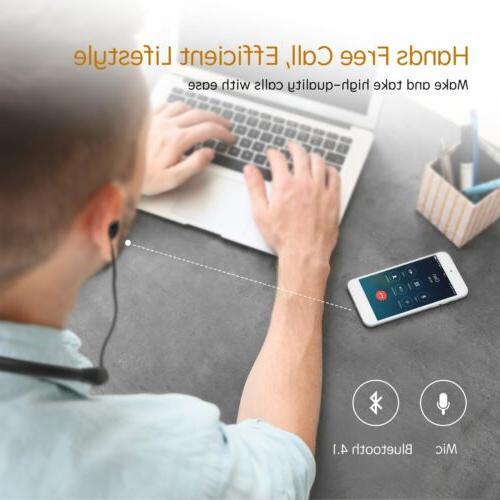 Mpow Earbuds Bluetooth Headset Waterproof