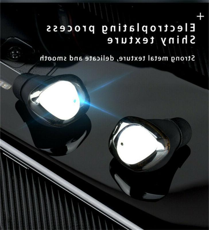 X26 TWS Bluetooth 5.0 Wireless Earbuds Stereo Hifi Earphone HOT