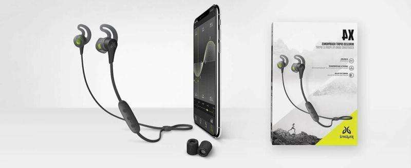 Jaybird Headphones - Storm **Brand New Sealed