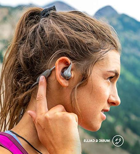 Jaybird X4 Wireless and Running, Compatible iOS Sweatproof Black Metallic/Flash