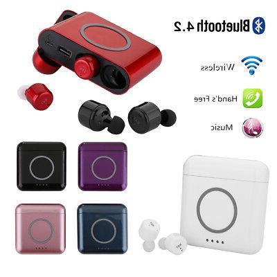 x4t tws true wireless bluetooth 4 2