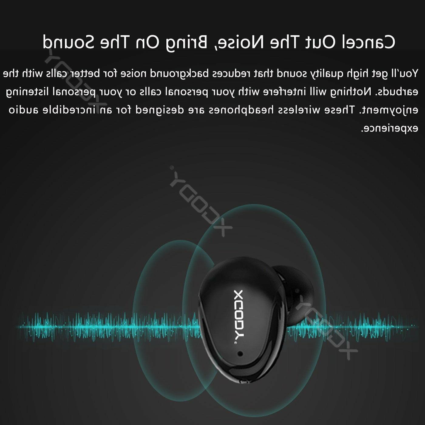 XGODY Cancelling Headphone