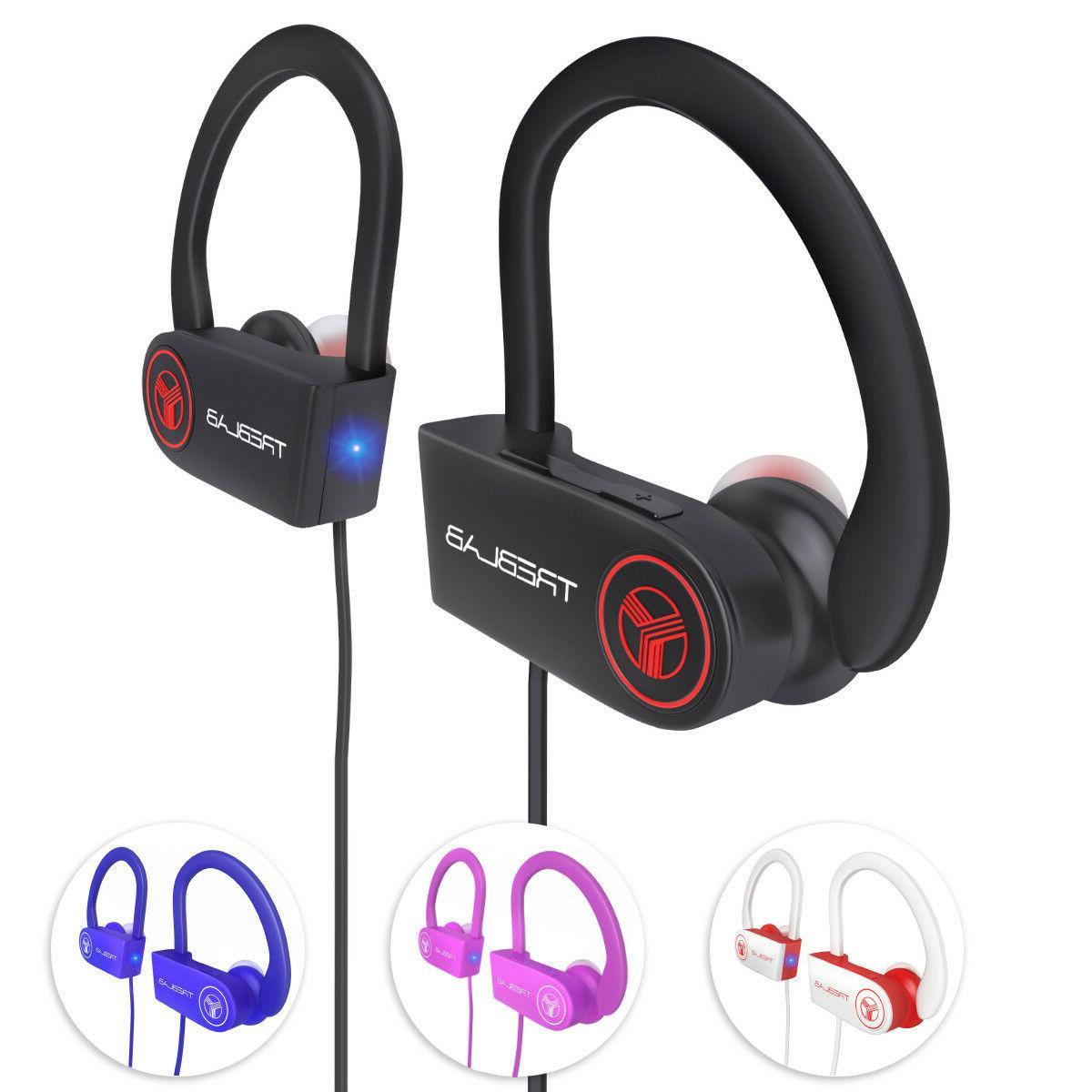 TREBLAB XR100 Bluetooth Headphones Best Running Sports Worko