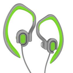 MUCRO HD Stereo Comfortable Wired Sports Headphones with Det