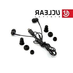UCLEAR Digital Long Earbuds Bluetooth Helmet Audio Systems