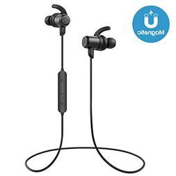 magnetic wireless earbuds bluetooth headphones