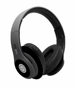 iJoy Matte Finish Premium Rechargeable Wireless Headphones B