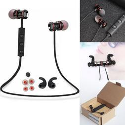 -MD53 In-Ear Wireless Sports Bluetooth Stereo Headphone Earb