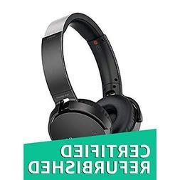 Sony MDR-XB650BT/B Extra Bass Bluetooth NFC Wireless Headpho