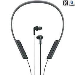 Sony MDR-XB70BT/B Wrap Around In-Ear Wireless Headphones wit