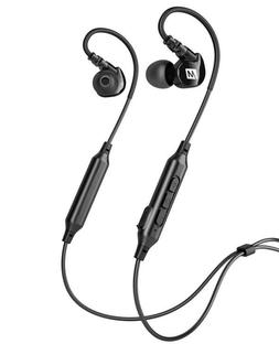 MEE audio M6B Bluetooth Wireless Sports In-Ear Headphones wi