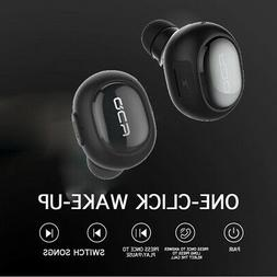 Mini Bluetooth 4.1 Headset Wireless Earphone Earbud Stereo H