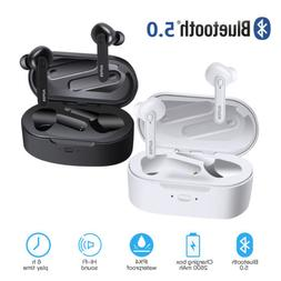Mini Bluetooth Earbuds Sport True Wireless Bass Twins Stereo