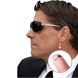 COOMAX Mini Spy Earpiece Invisible Earphone Cheat Covert Ear