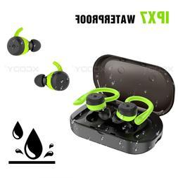 Mini True Wireless Bluetooth 5.0 Earbuds Sport Twins In-Ear