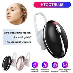 Mini True Wireless Bluetooth Earbuds In-Ear Stereo Earphone