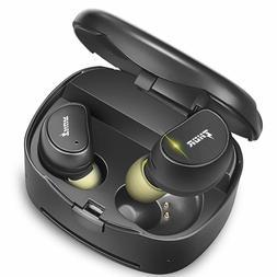 Mini TWS Twins True Wireless Earbuds Stereo Bluetooth Earpho