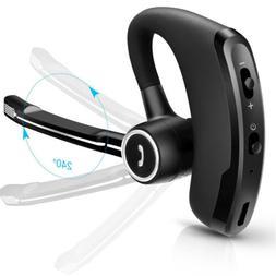 Mini Wireless Bluetooth 4.0 Stereo In-Ear Headset Earphone F