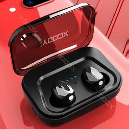 Mini Wireless Bluetooth 5.0 Earbuds Sport True Bass Twins St