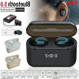 Mini Wireless Earbuds V5.0 Headphone Sport Earpiece Twins Ba