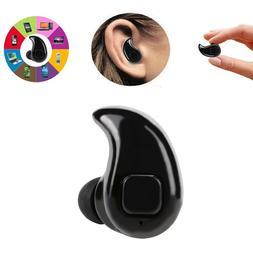 Mini Wireless Earbuds Earbud In-Ear Stereo Earphones Sport H