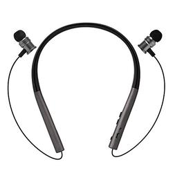 Neckband Bluetooth Headphones, In-Ear V4.2 Bluetooth Magneti