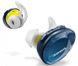 NEW Bose SoundSport Free True Wireless Earbuds Navy Blue W/C