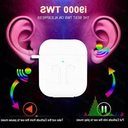 New i9000 TWS <font><b>Wireless</b></font> Earphone Air 2 Wi