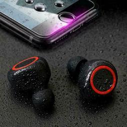 Bluetooth 5.0 Wireless Earbuds Headphone Headset Noise Cance