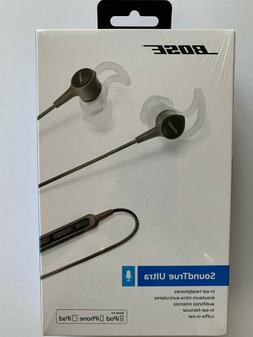 NEW Bose SoundTrue Ultra in-ear headphones Apple devices Cha