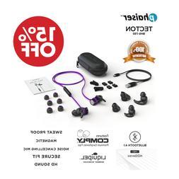 NEW Phaiser Tecton BHS-730 Wireless Bluetooth Sweatproof Wat