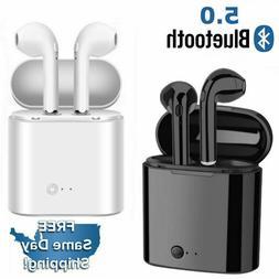*NEW* Wireless Earbuds Bluetooth 5.0 Headphones Earphones wi
