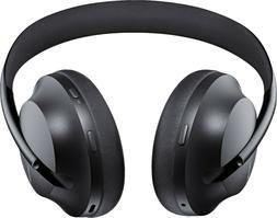 Bose - Noise Cancelling Headphones 700 - Triple Black