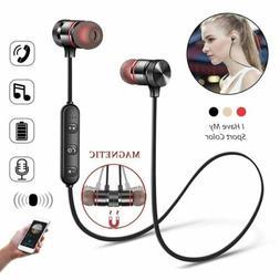 Mpow In-ear Wireless Bluetooth Earbuds Sport Headphones Head
